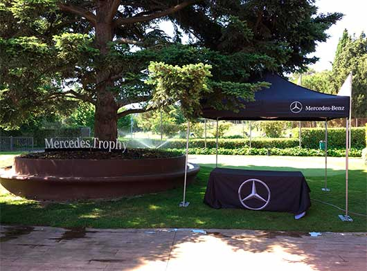 Torneo golf Cars Barcelona